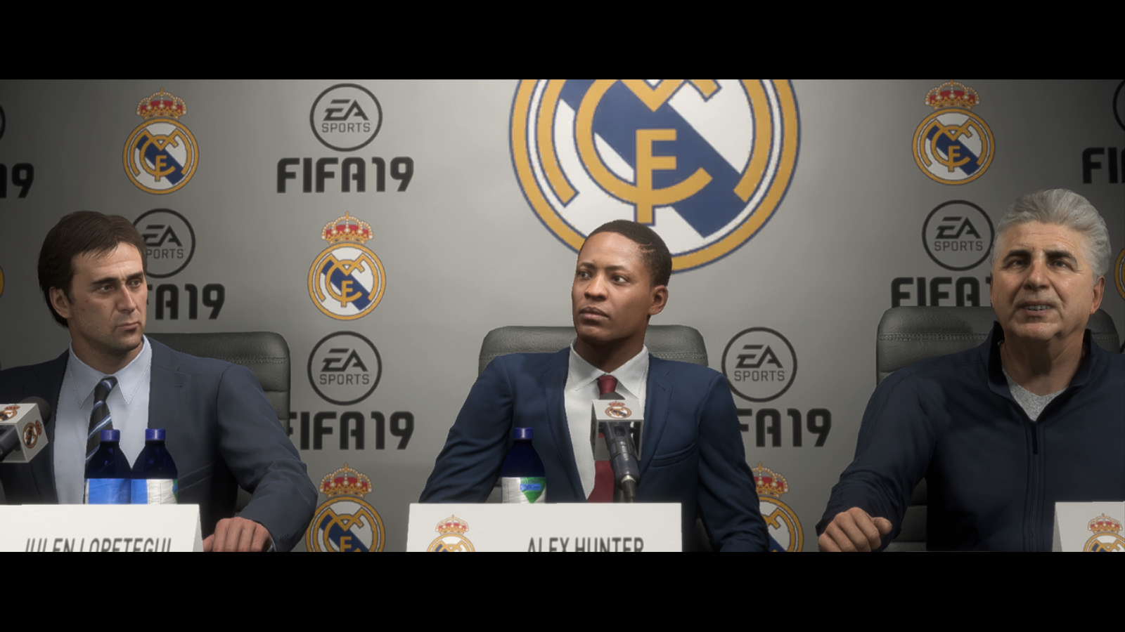 FIFA 19 The Journey: Champions